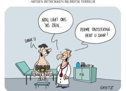 artsenterreur