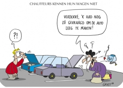 chauffeurs