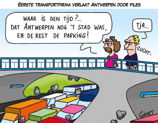Cartoon van de dag « Griet Cartoons